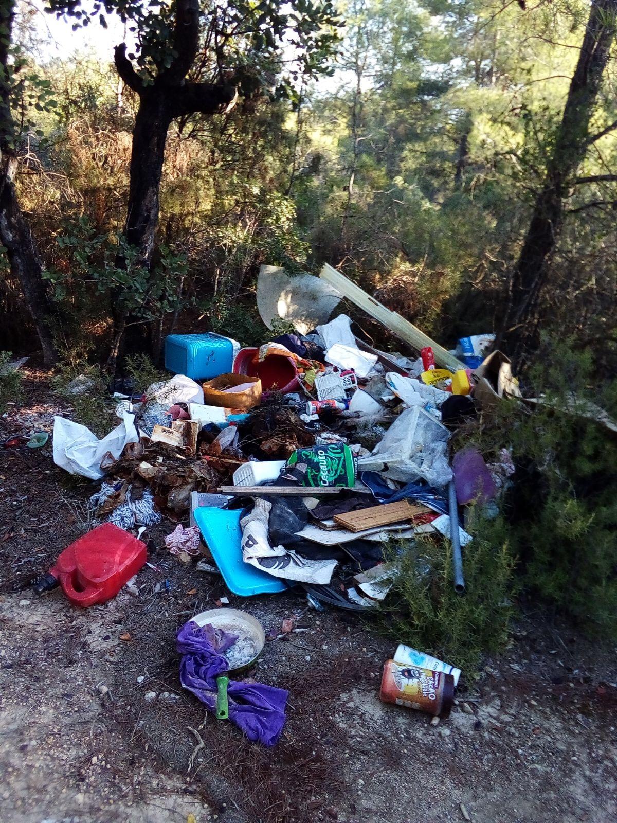 La Policia Local de Vilamarxant i els agents mediambientals de la Generalitat estan duent a terme les actuacions pertinents per localitzar a l'autor o l'autora d'este acte.