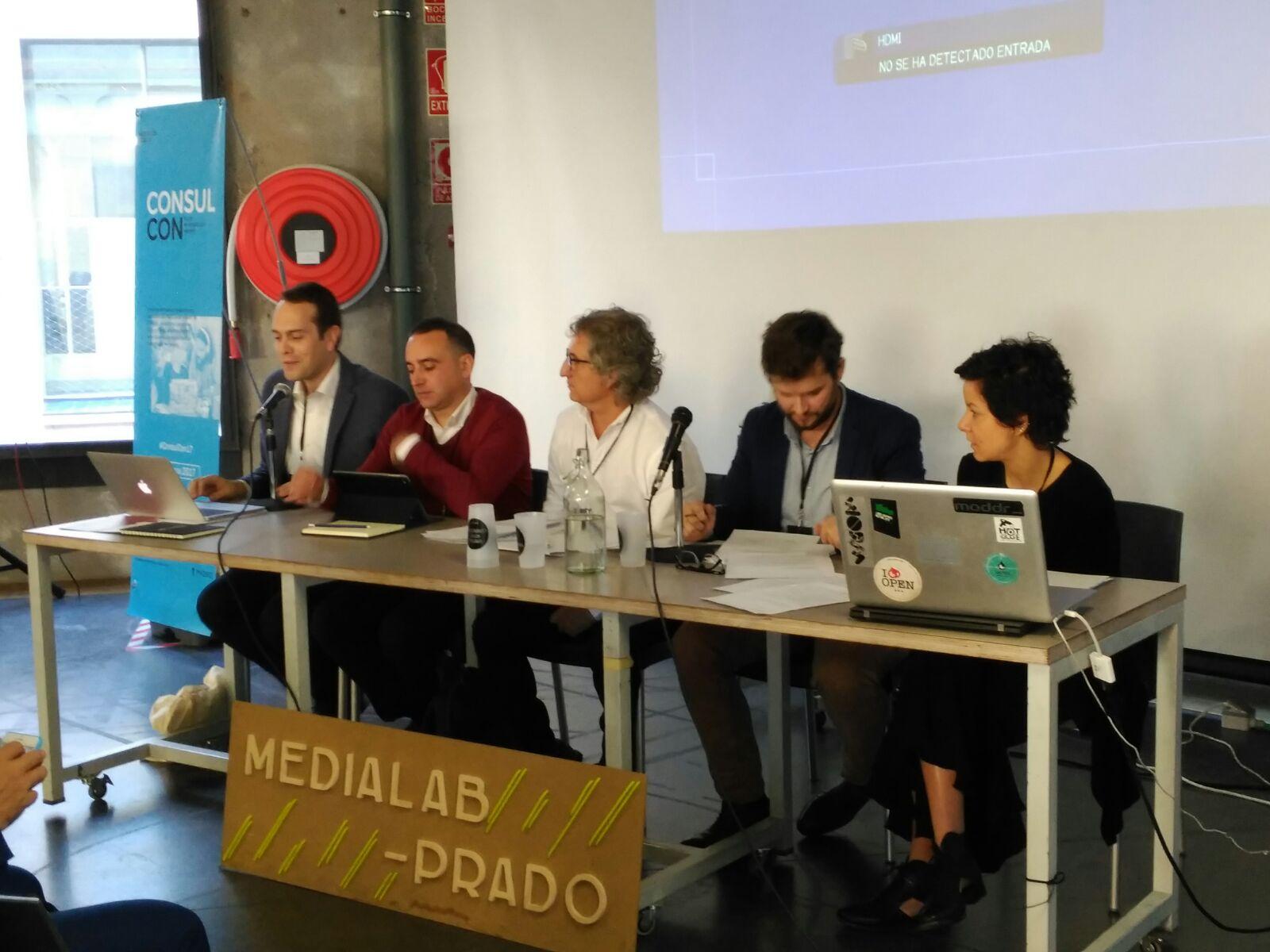 José Morell comparte la experiencia de los presupuestos participativos en Cheste junto a representantes de otras 50 ciudades.