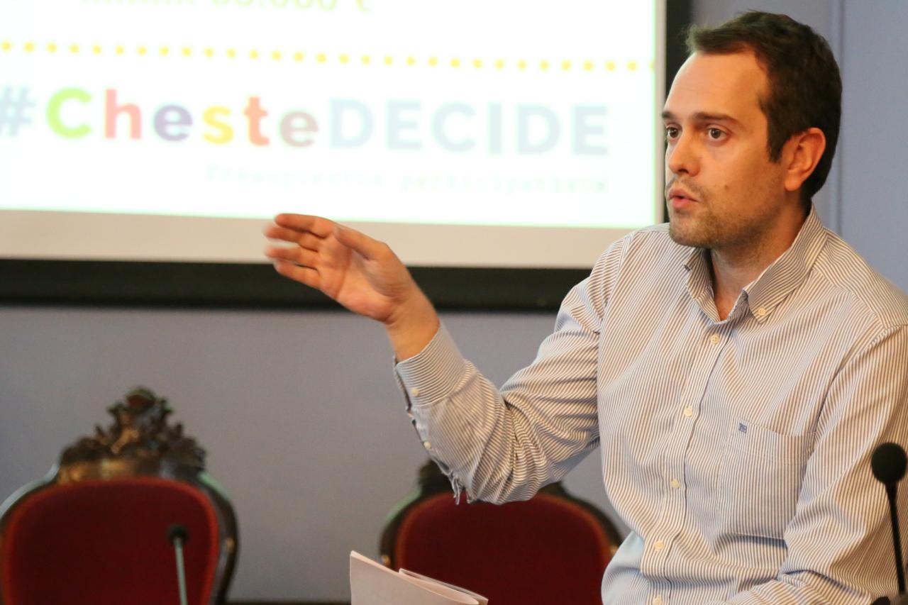 Durante todo el mes de octubre los chestanos y chestanas han podido votar entre las 36 propuestas finalistas del proceso de participación Cheste Decide.
