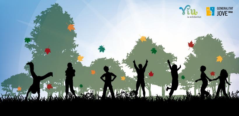 El Ivaj organiza dos campos de voluntariado juvenil de invierno.
