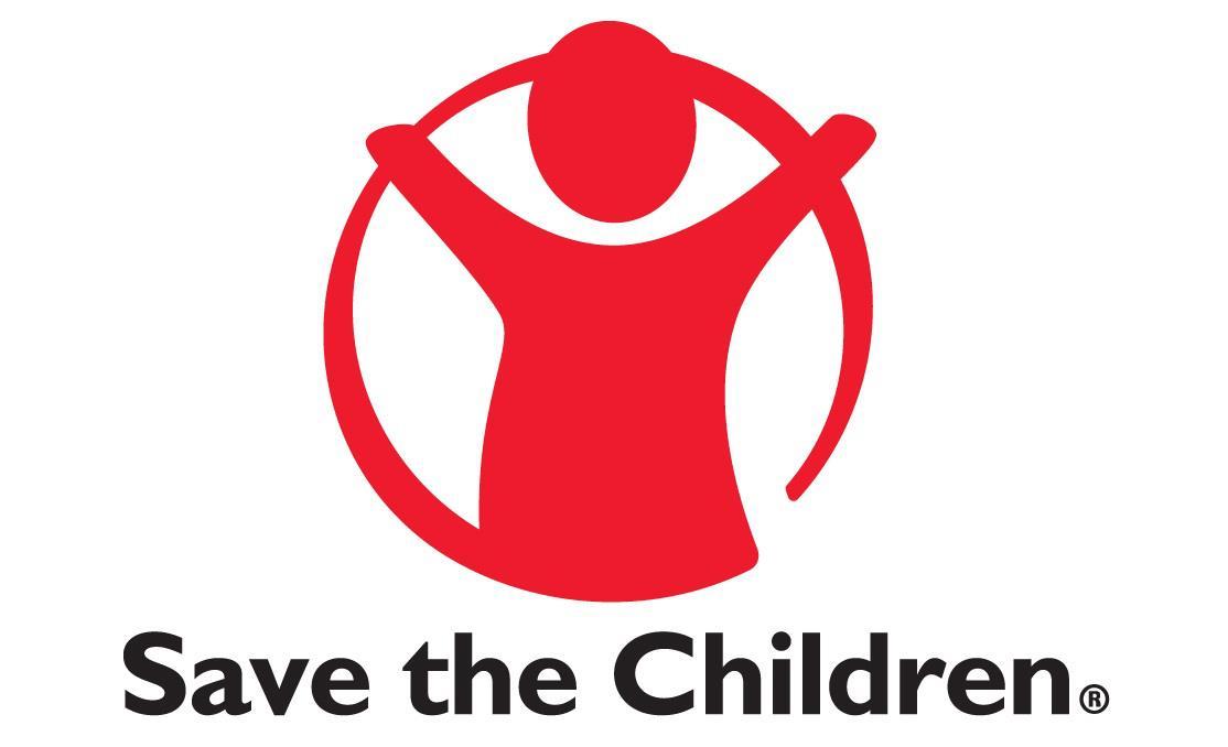 Logotipo de Save the children.