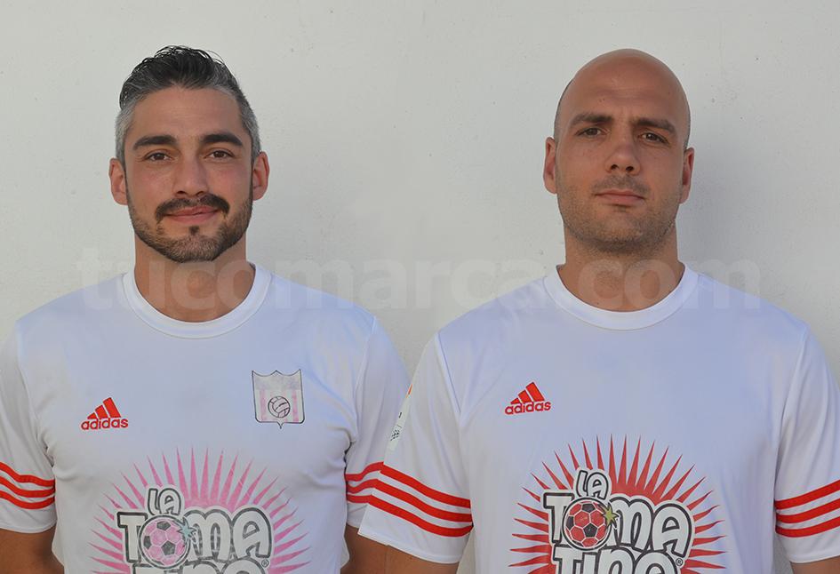Los jugagores Edu Vallecillo y Pablo Vidal han dejado la disciplina del CD Buñol.