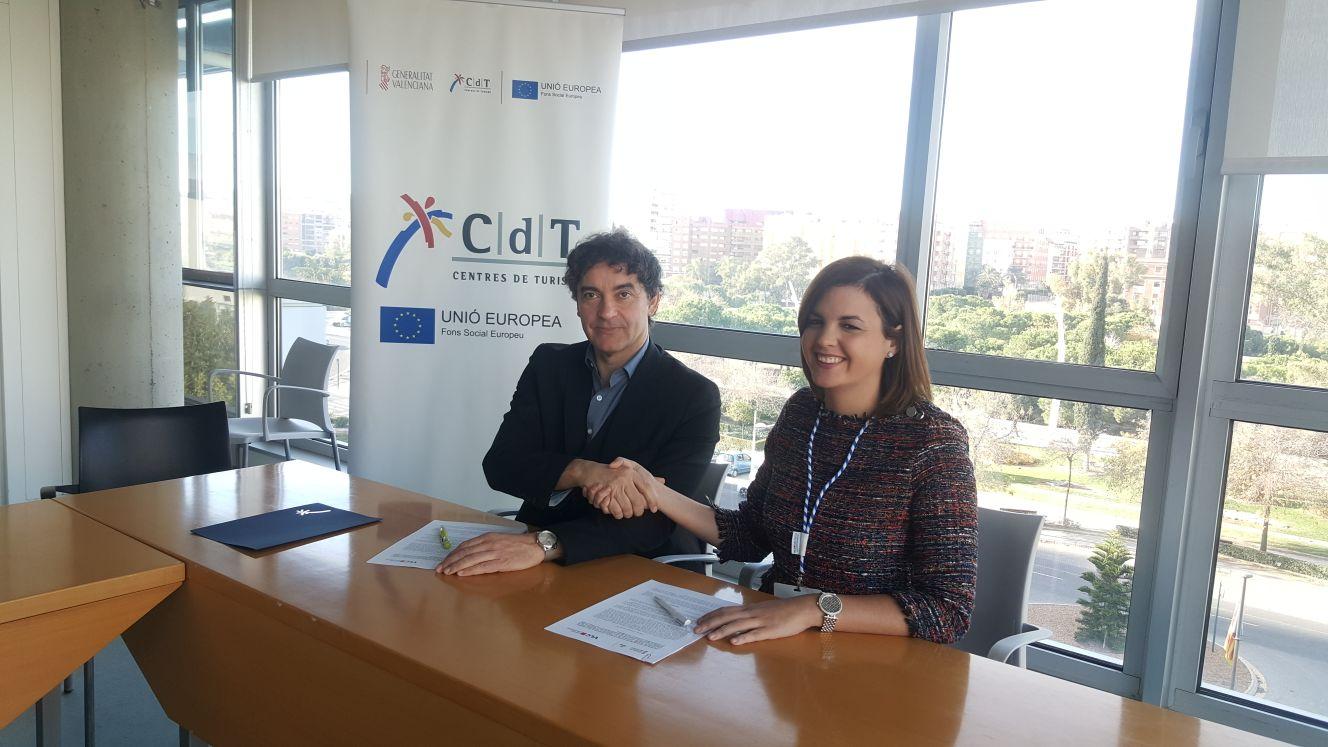 Este convenio responde al compromiso de la Generalitat de fomentar la promoción de la oferta turística de la Comunitat y mejorar el desarrollo del sector turístico de la Comunitat Valenciana.