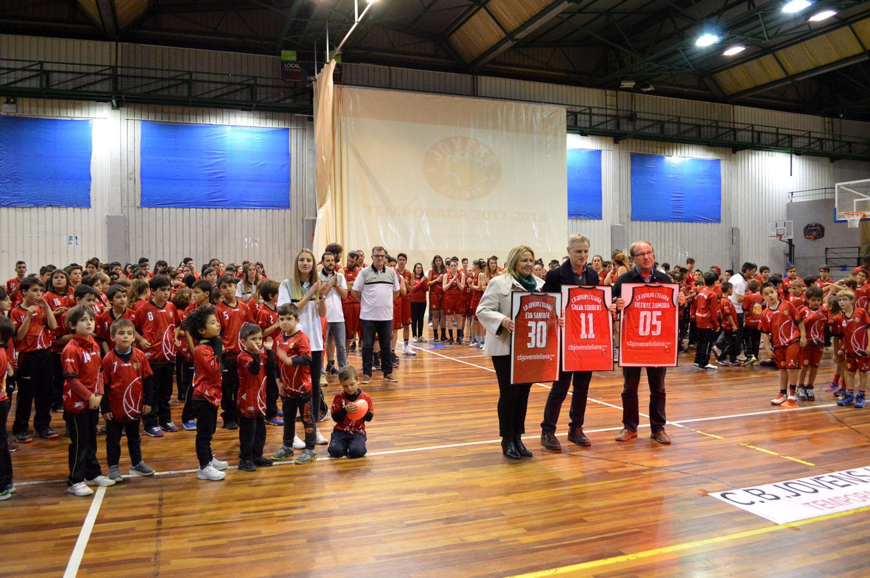 Més de 300 jugadors i 25 equips formen la plantilla del Club referent a nivell de la Comunitat Valenciana.