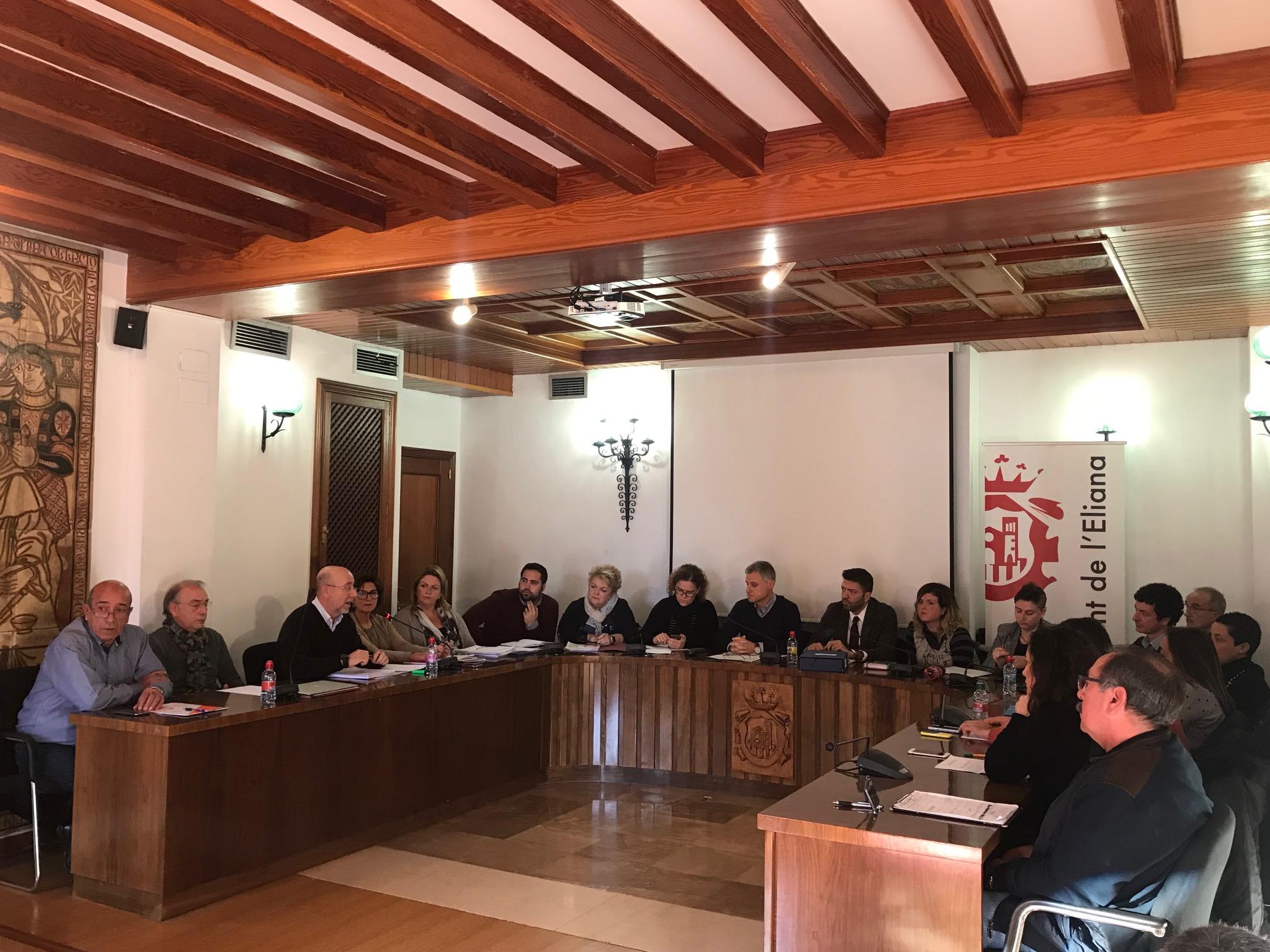 El Ayuntamiento del Camp de Túria invertirà quasi 3,5 milions d'euros en polítiques socials, formatives i culturals.