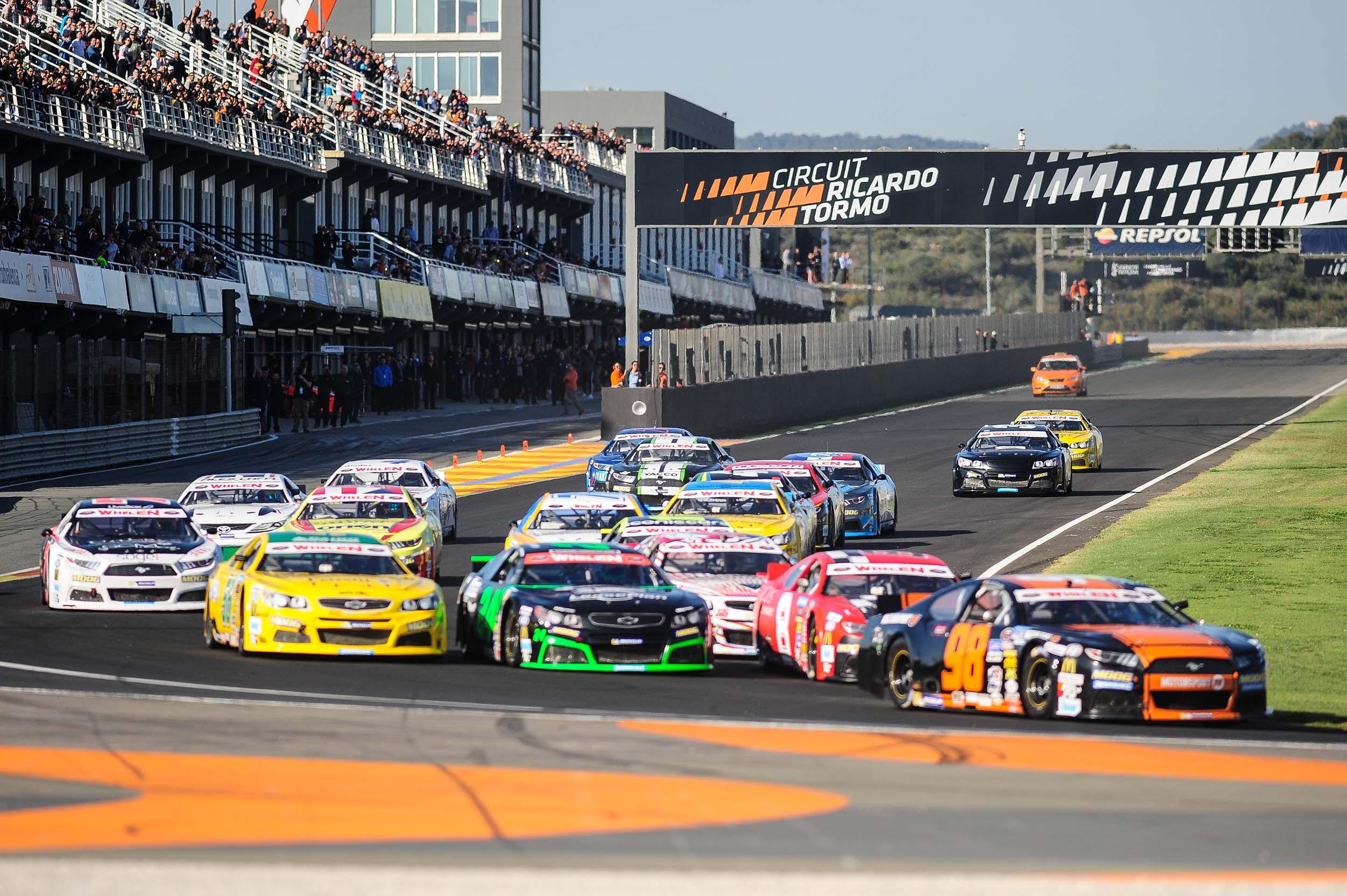 El Circuit Ricardo Tormo obrirà la quarta temporada del Nascar Whelen Euro Series 2018.