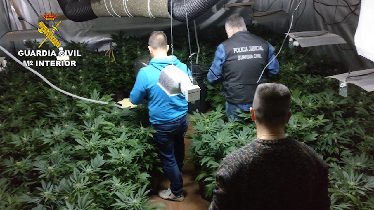 En este operativo participaron el Equipo de Policía Judicial y el Área de investigación de Ribarroja del Turia así como Policía Local de esta población.