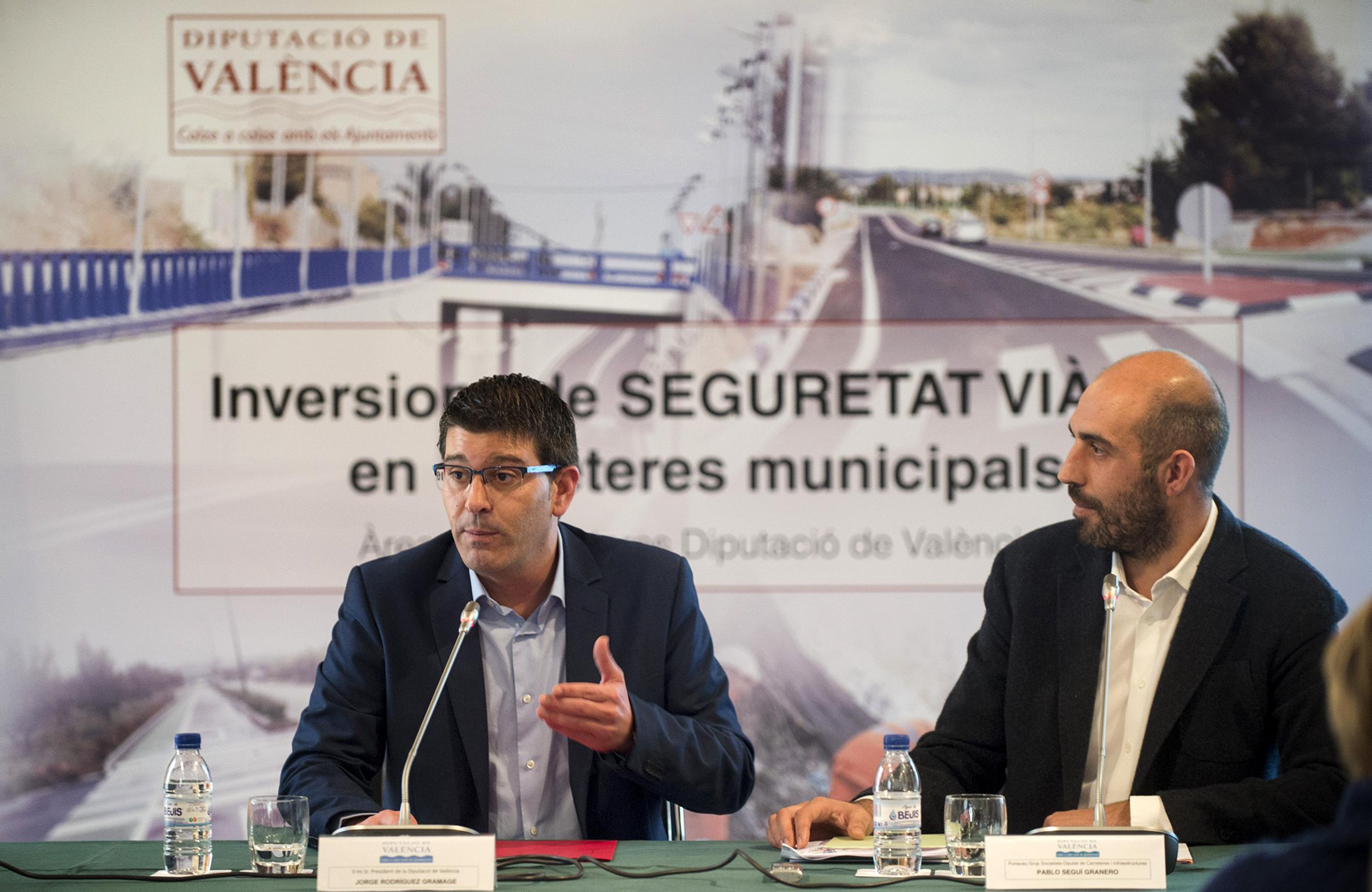 La corporación que preside Jorge Rodríguez da respuesta a esta reivindicación histórica con un proyecto de 16 millones de euros que ejecutará el área de Carreteras que dirige Pablo Seguí.