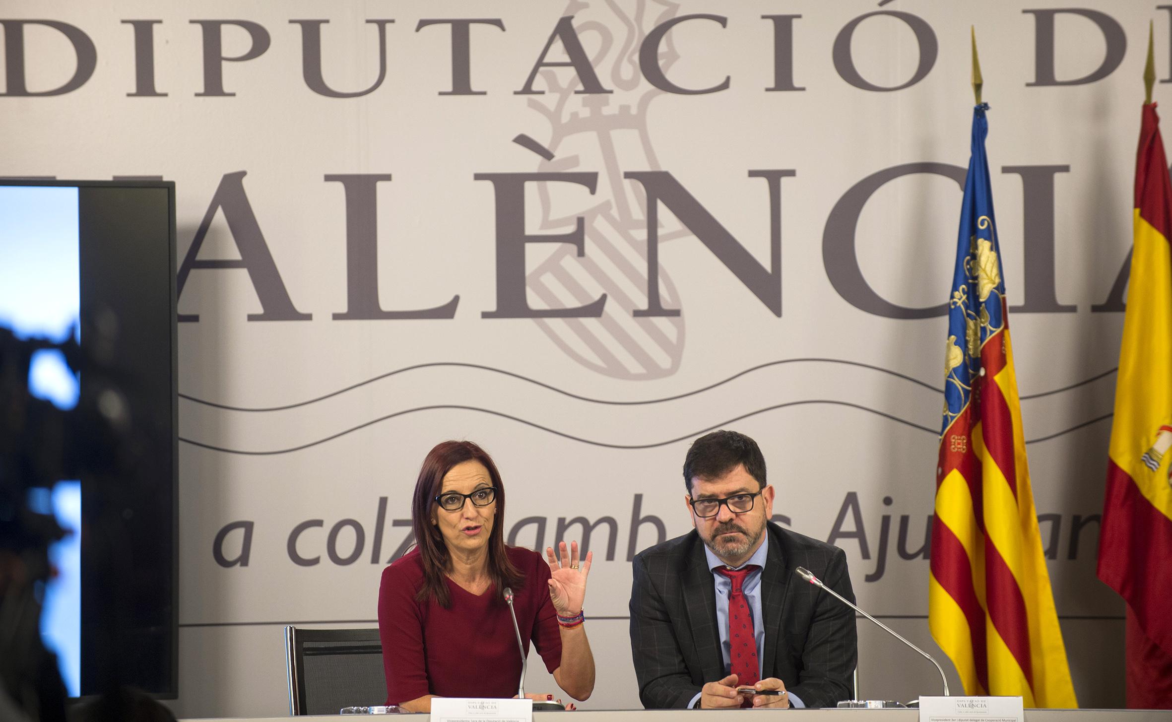 La comarca de Los Serranos recibirá un total de 1.266.246 euros en concepto de las Ayudas para la restauración del patrimonio de la Diputació de València.