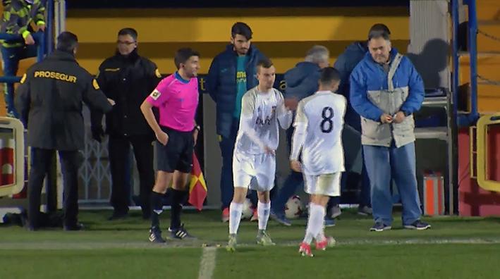 El CD Buñol ha aguantado la presión del Villareal CF C y sólo ha caído por la mínima y en los minutos finales.