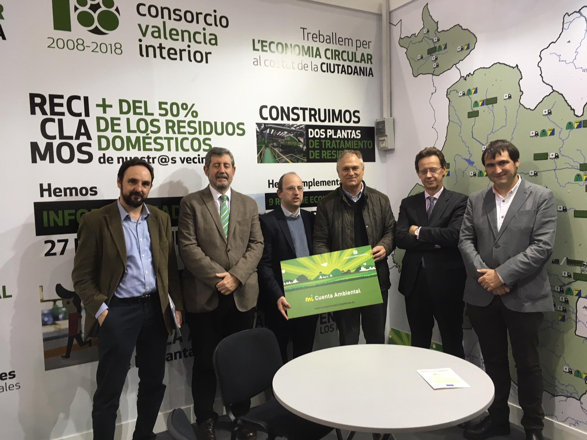 El CVI cumple una década en 2018 y hace balance de lo conseguido durante estos años en la Feria Internacional de Soluciones Ambientales.
