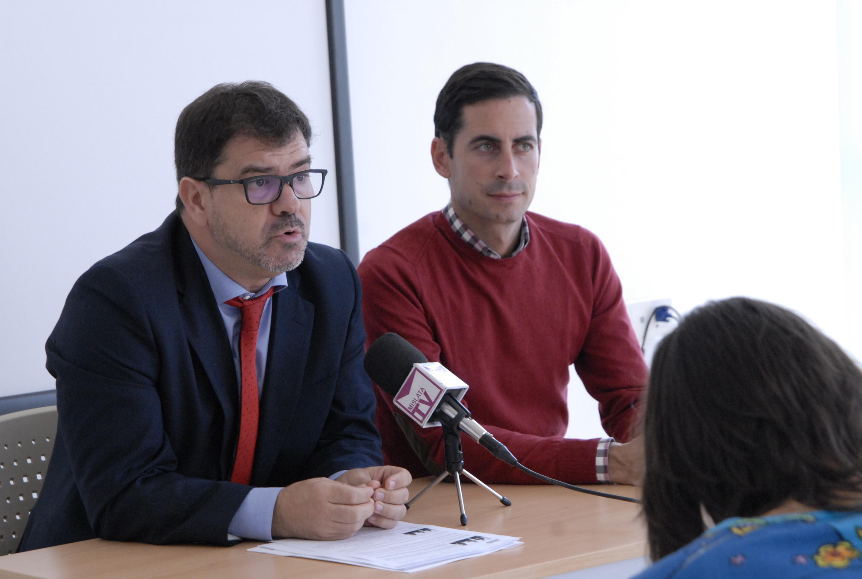 Emili Altur i Carlos Fernández Bielsa.