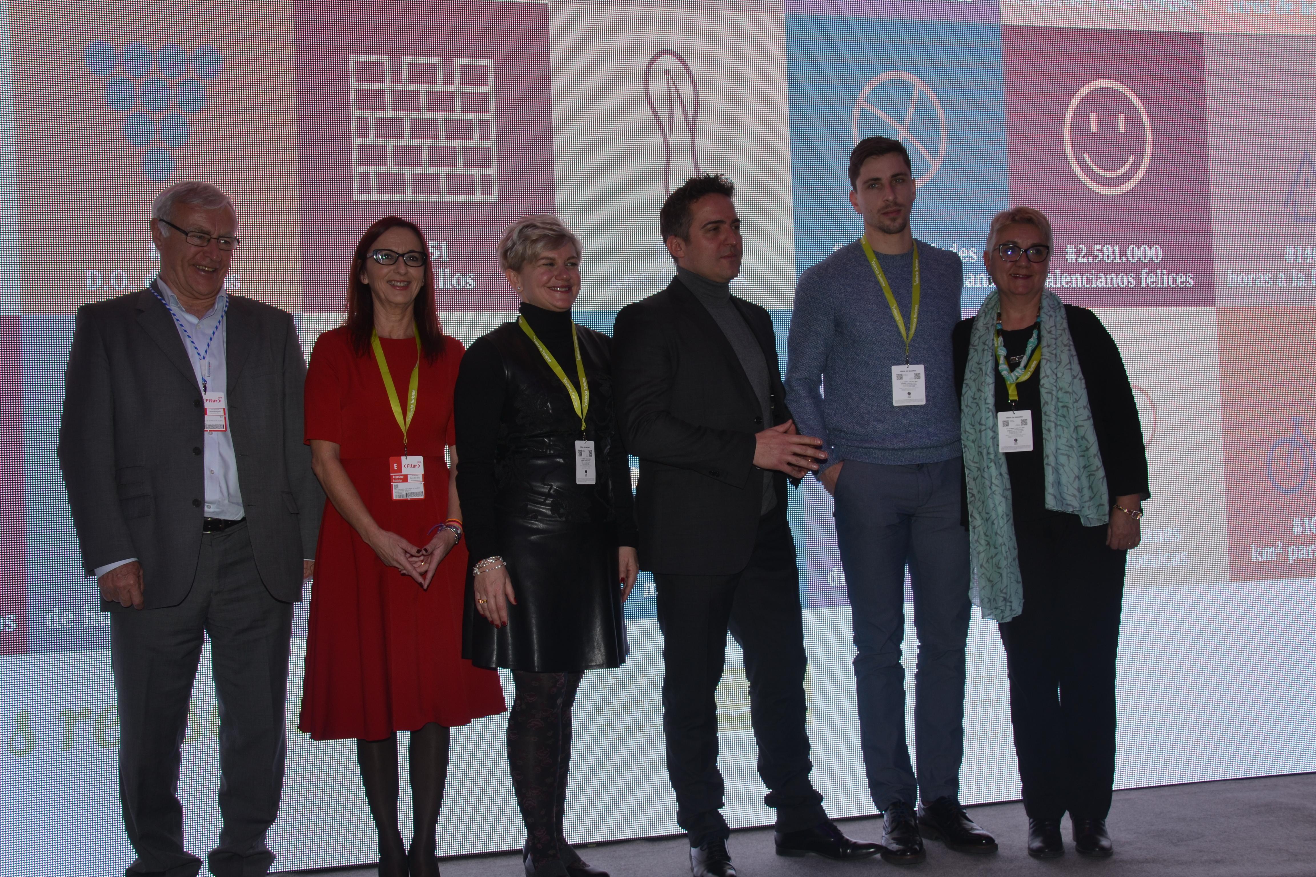 alència Turisme presenta en FITUR els projectes turístics per a 2018 que pivotaran sobre el caràcter genuí valencià, el clima i la gastronomia que fan únic al territorio valencià.