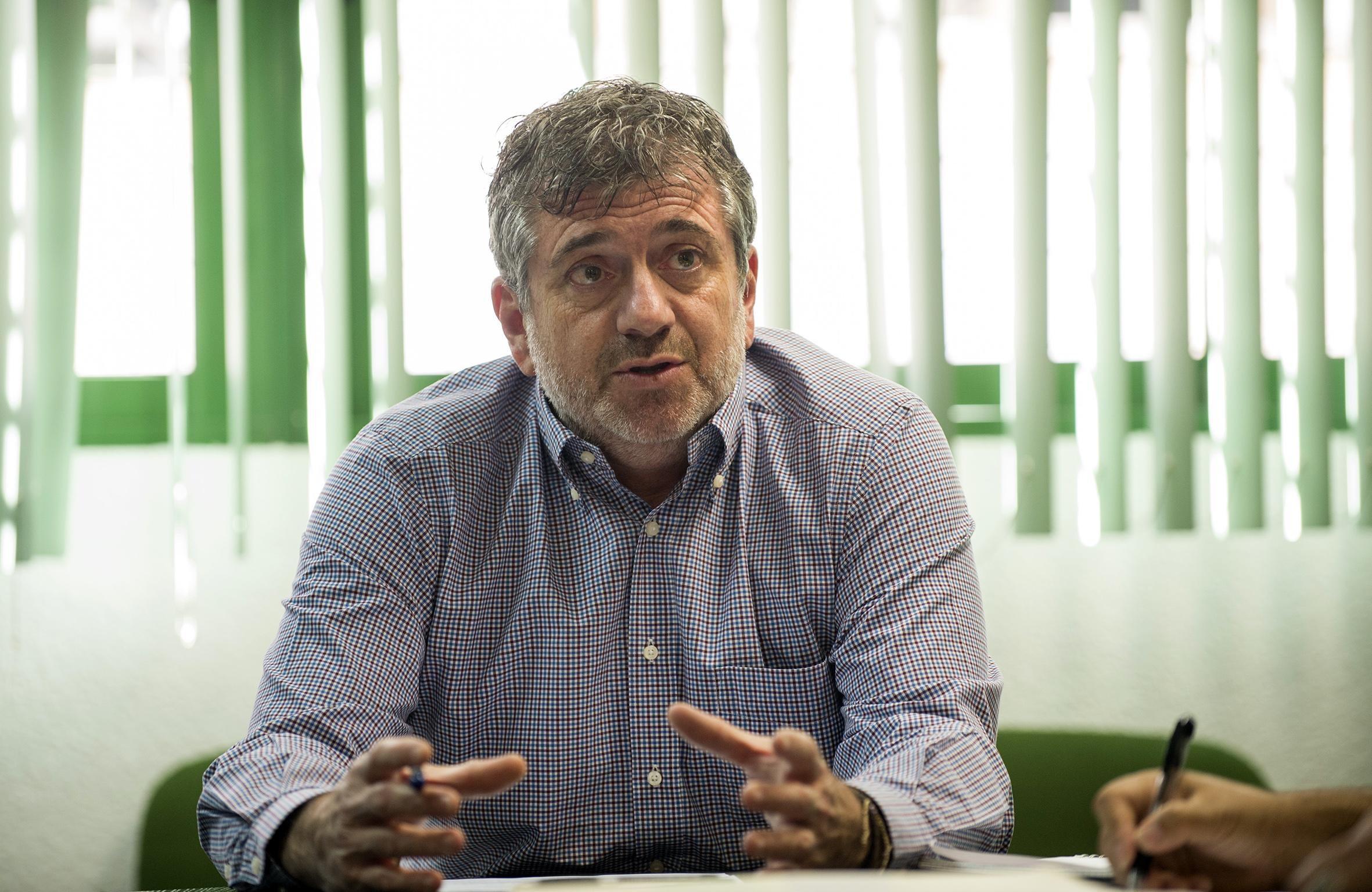 Josep Bort, diputado de Medio Ambiente.