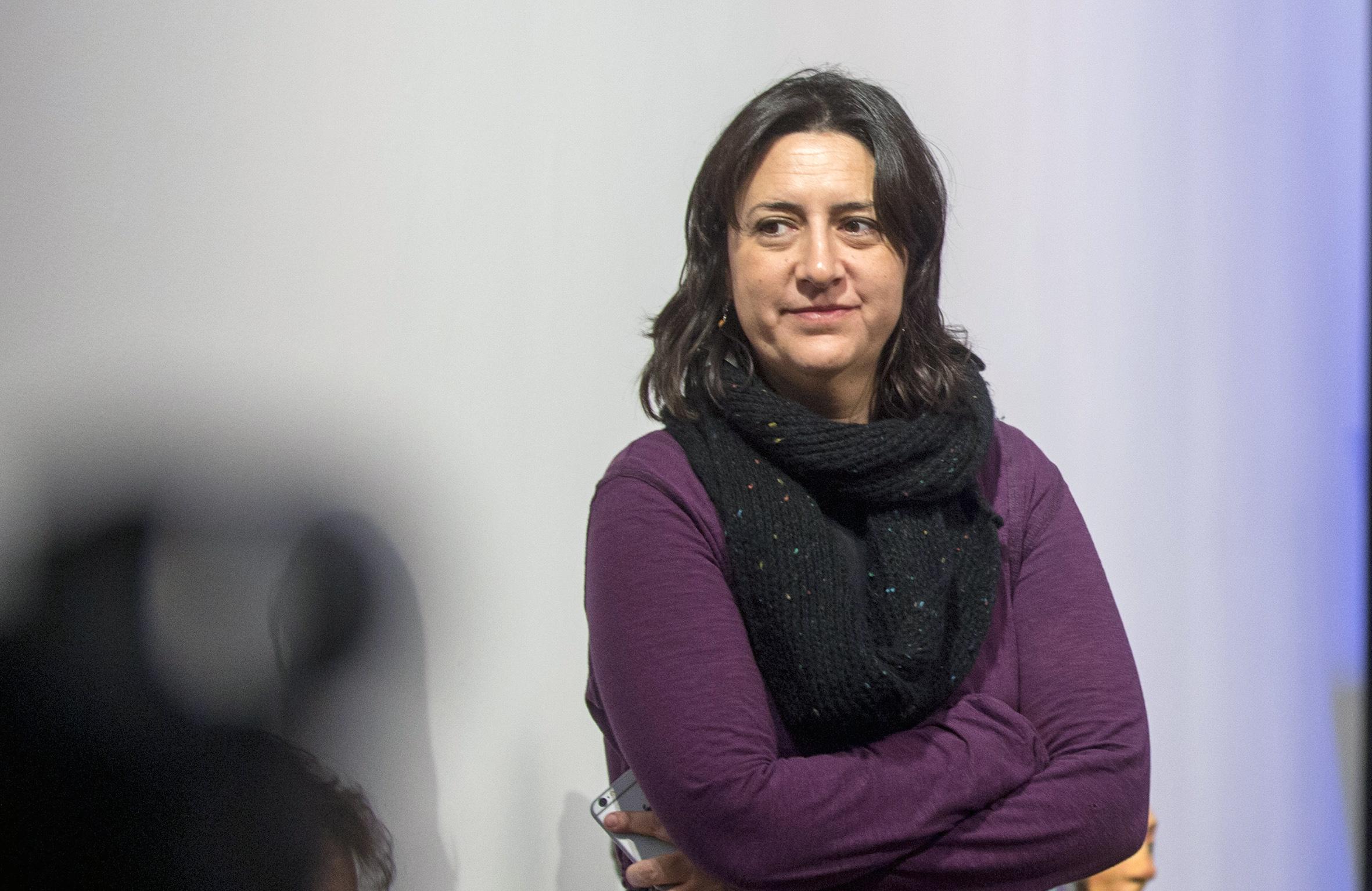 La diputada provincial Rosa Pérez Garijo.