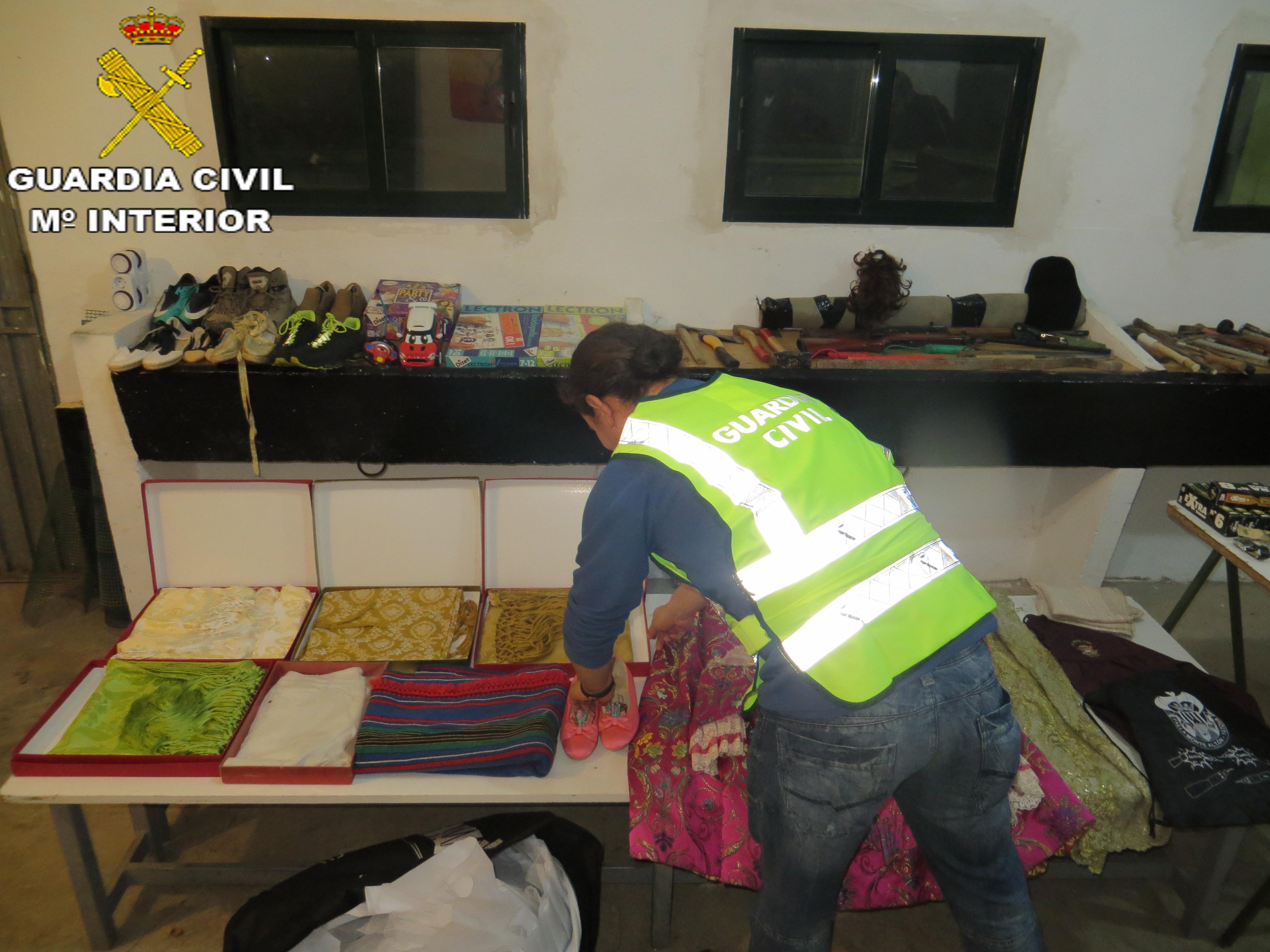Estos hechos delictivos en las comarca de La Hoya de Buñol-Chiva han quedado resueltos con la detención y posterior entrada en prisión del autor de estos hechos.