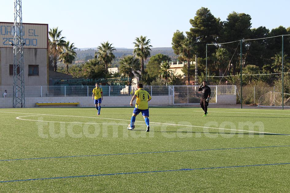 El Atlético Macastre se ha estrellado frente al Rumbo a pesar de adelantarse en el marcador.