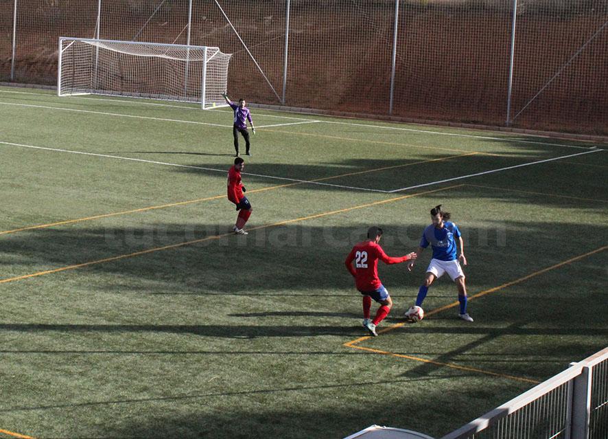 El Chiva CF luchará este fin de semana por el décimo puesto. Foto: Raúl Miralles.