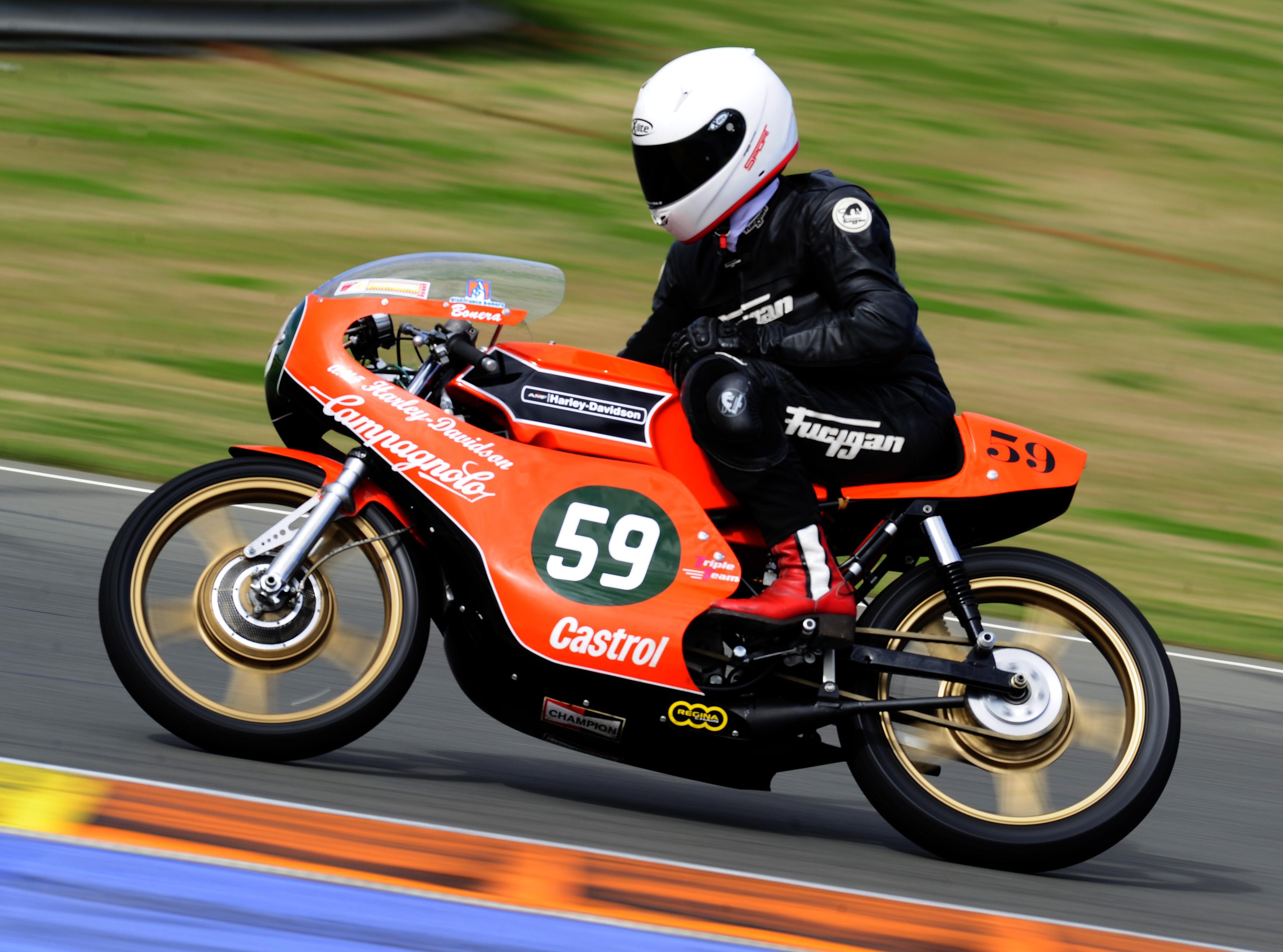 Trofeo Paco Gonzalez Formula Eduardo Manzana en el Circuit Racing Legends.