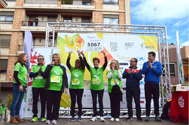 Més de 1600 participants s'uneixen en aquesta edició del Circuit RunCancer València