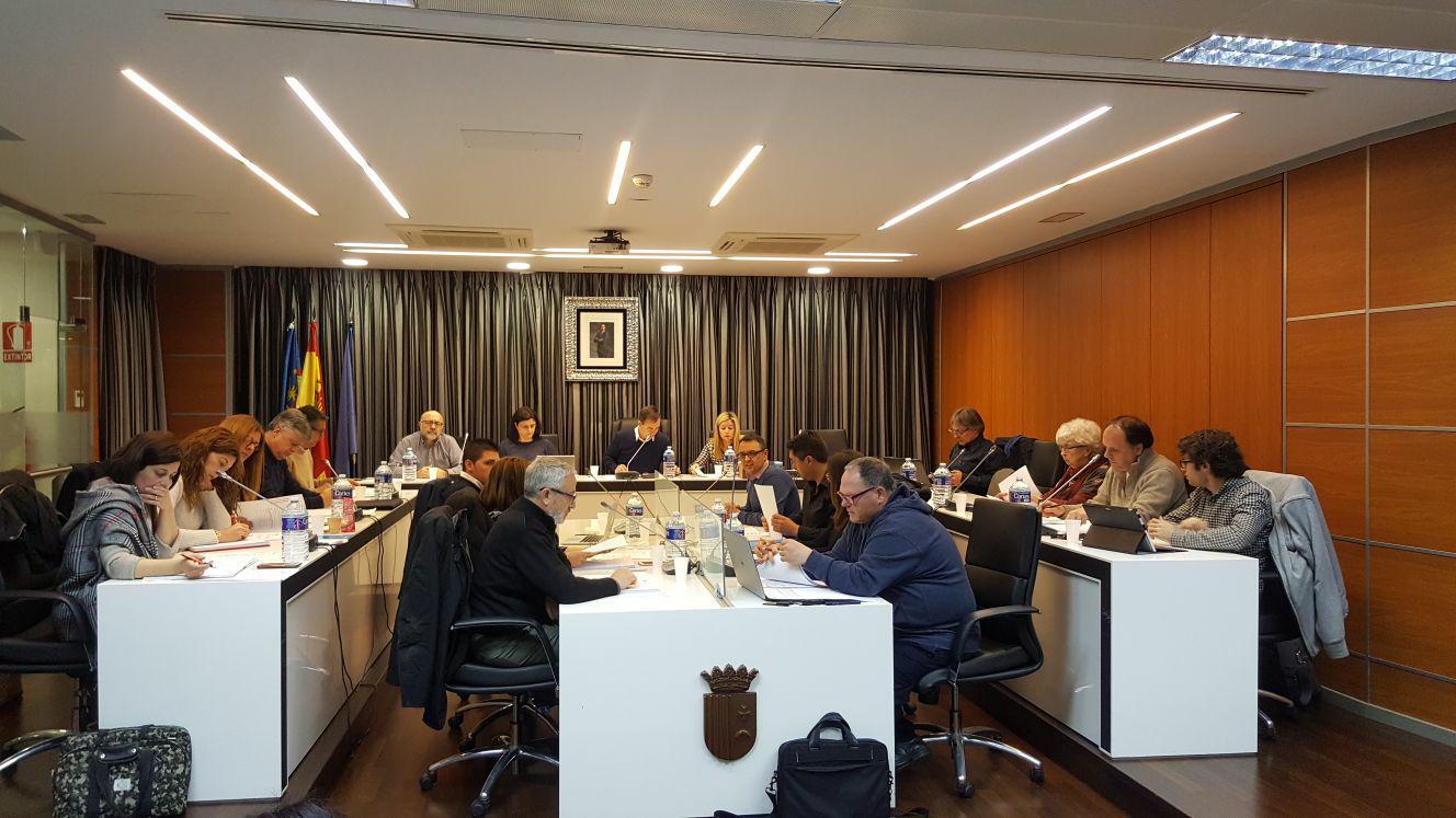 El pleno aprueba por unanimidad el convenio con el Ministerio del Interior.