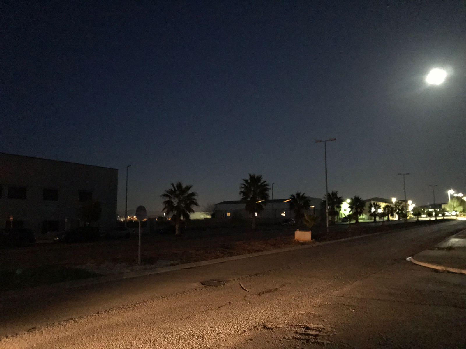 Los populares critican la falta de alumbrado en varias calles de Vilamarxant.