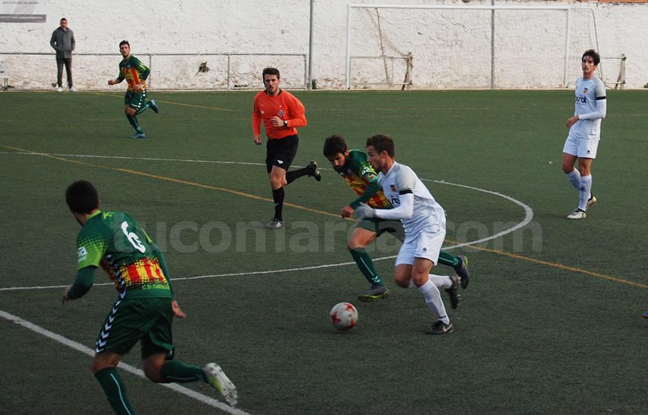 El CD Buñol ha ofrecido buenas sensaciones en su juego a pesar de caer derrotado: Raúl Miralles.