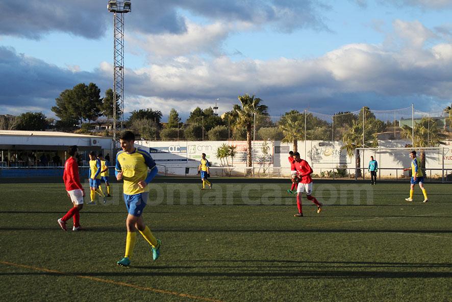 El Cheste quiere volver lo antes posible a sumar para escalar posiciones. Foto: Raúl Miralles Lacalle.