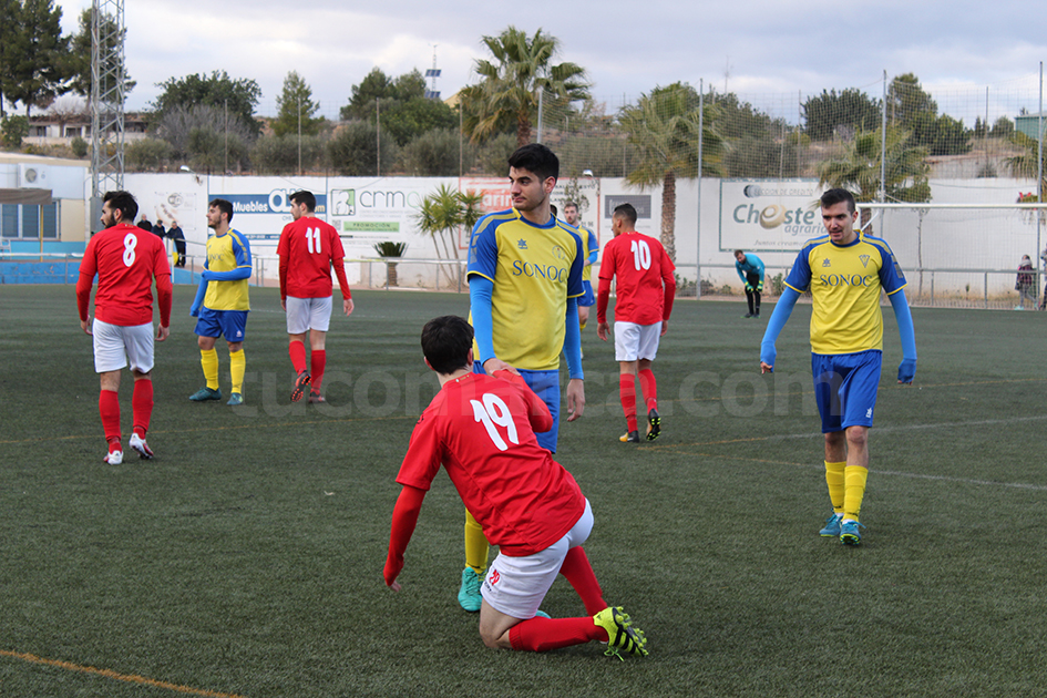 El CD Turís tendrá un compromiso delicado contra el Aldaia, uno de los conjuntos fuertes de la categoría. Foto: Raúl Miralles.