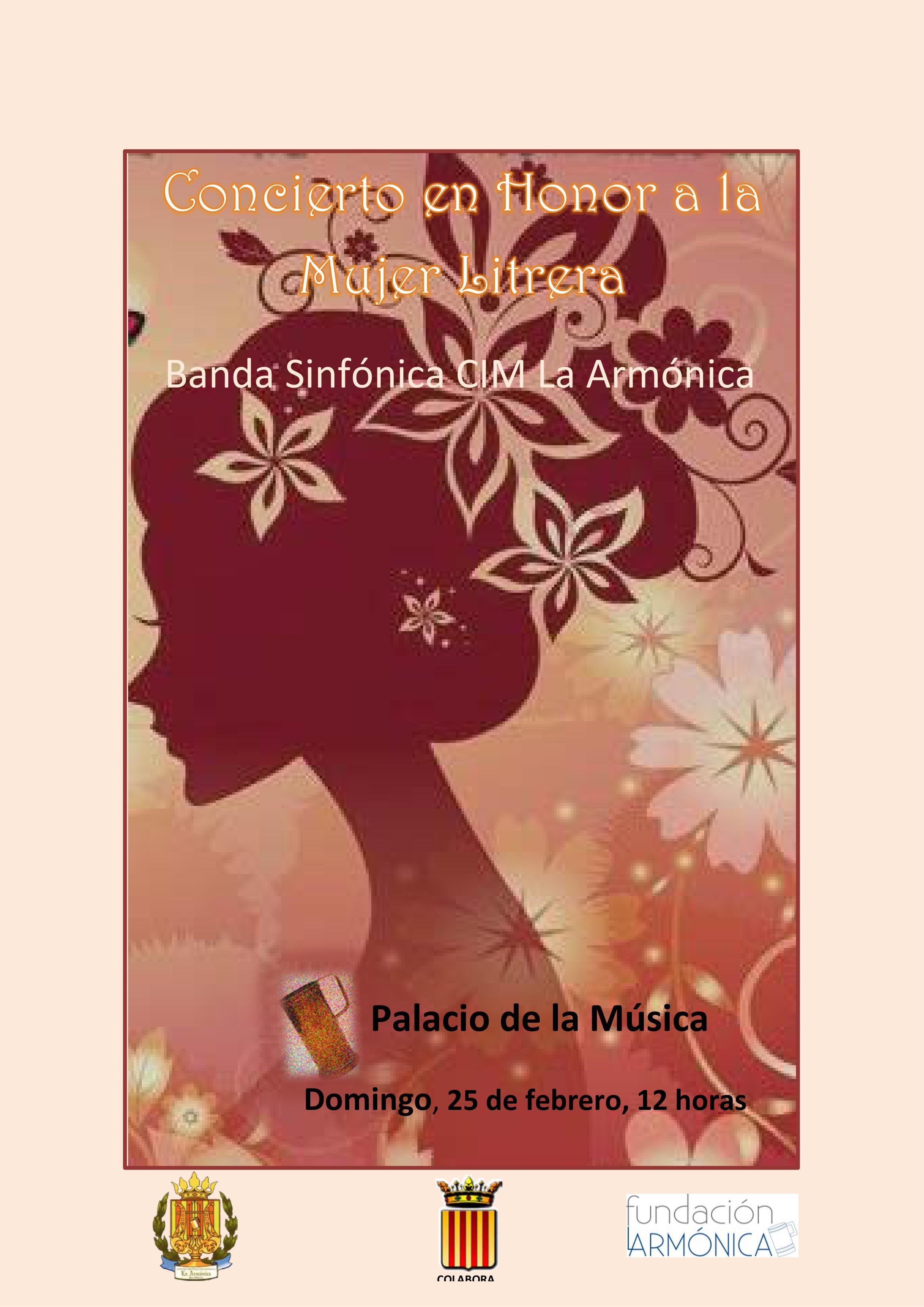 Domingo, 25 de febrero a las 12 en el Palacio de la Música.