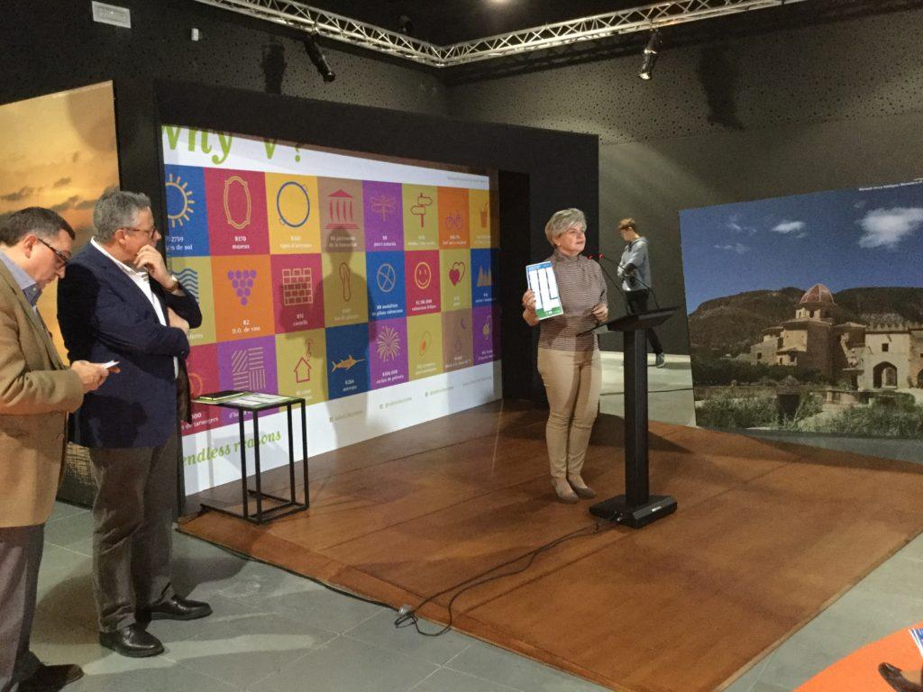 El nuevo programa de Promoción Turística de València Turisme incluye más de 100 acciones que se presentarán a lo largo de 2018 en el cubo #visitcomarquesvalència y en la Oficina de Promoción del Patronat