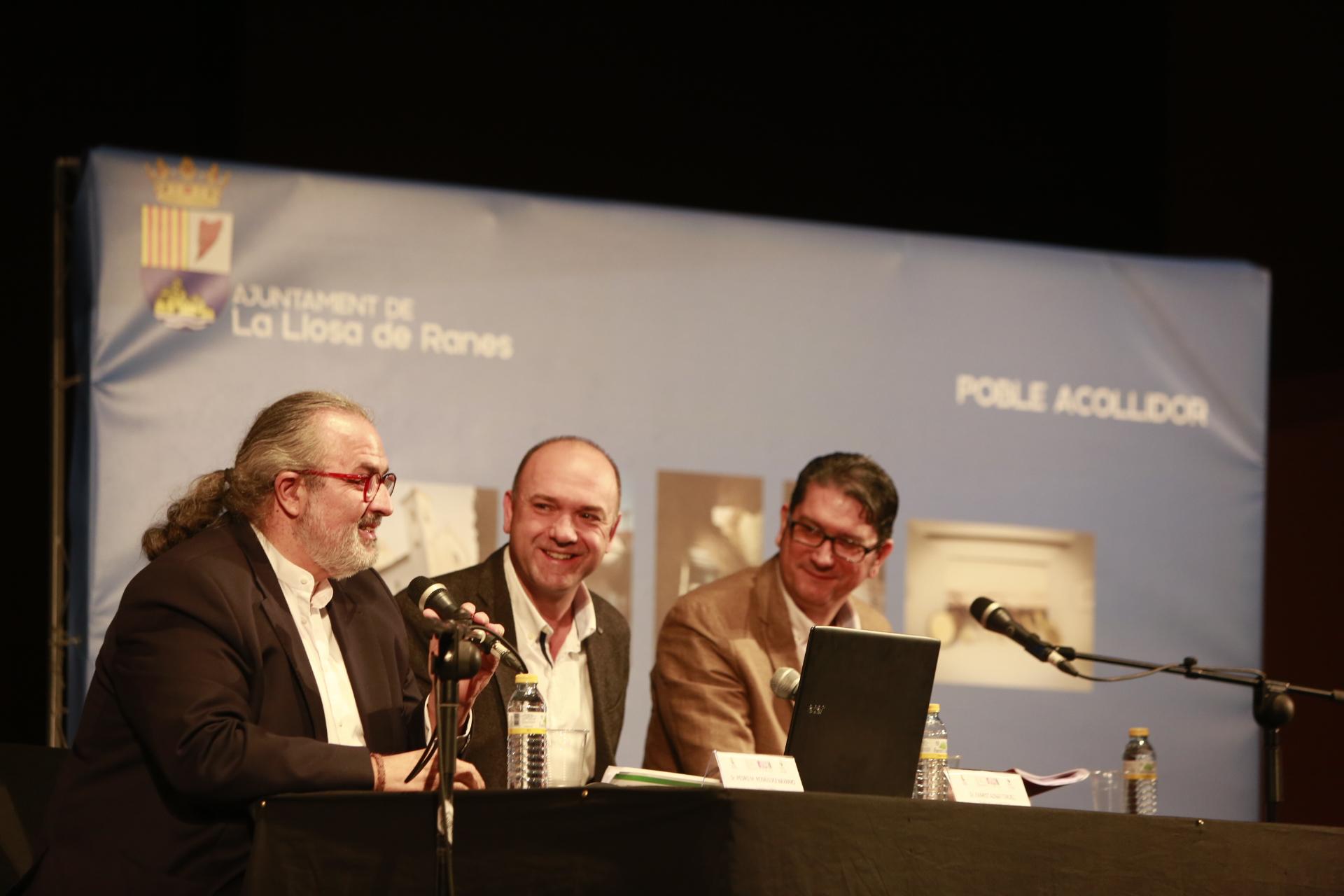 La FSMCV ha celebrado en La Llosa de Ranes la primera Asamblea General de 2018 y en ella se ha aprobado la gestión y la actuación económica de 2017.