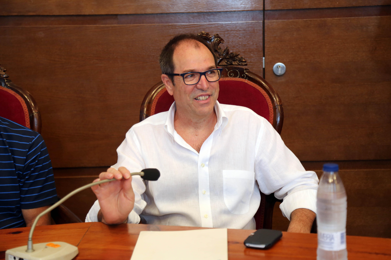 José Vicente Guijarro. Concejalía de Empleo, Personal, Servicios Municipales y Transparencia.