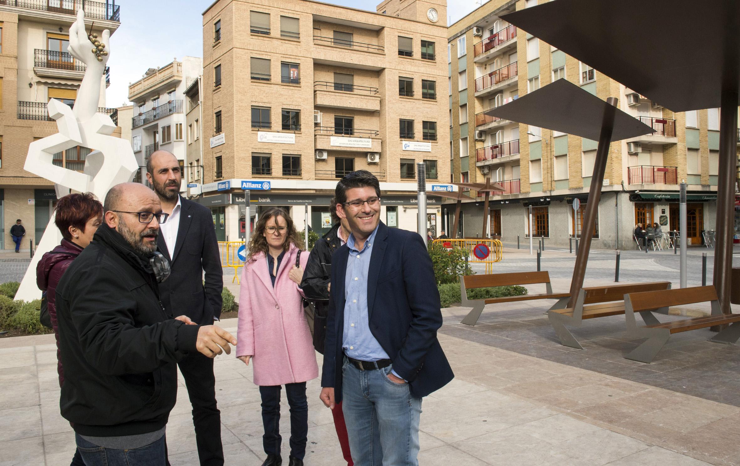 Jorge Rodríguez ha finalizado en Utiel su recorrido comarcal para explicar el presupuesto de este año y avanzar las inversiones locales, con un importante incremento de las transferencias directas.