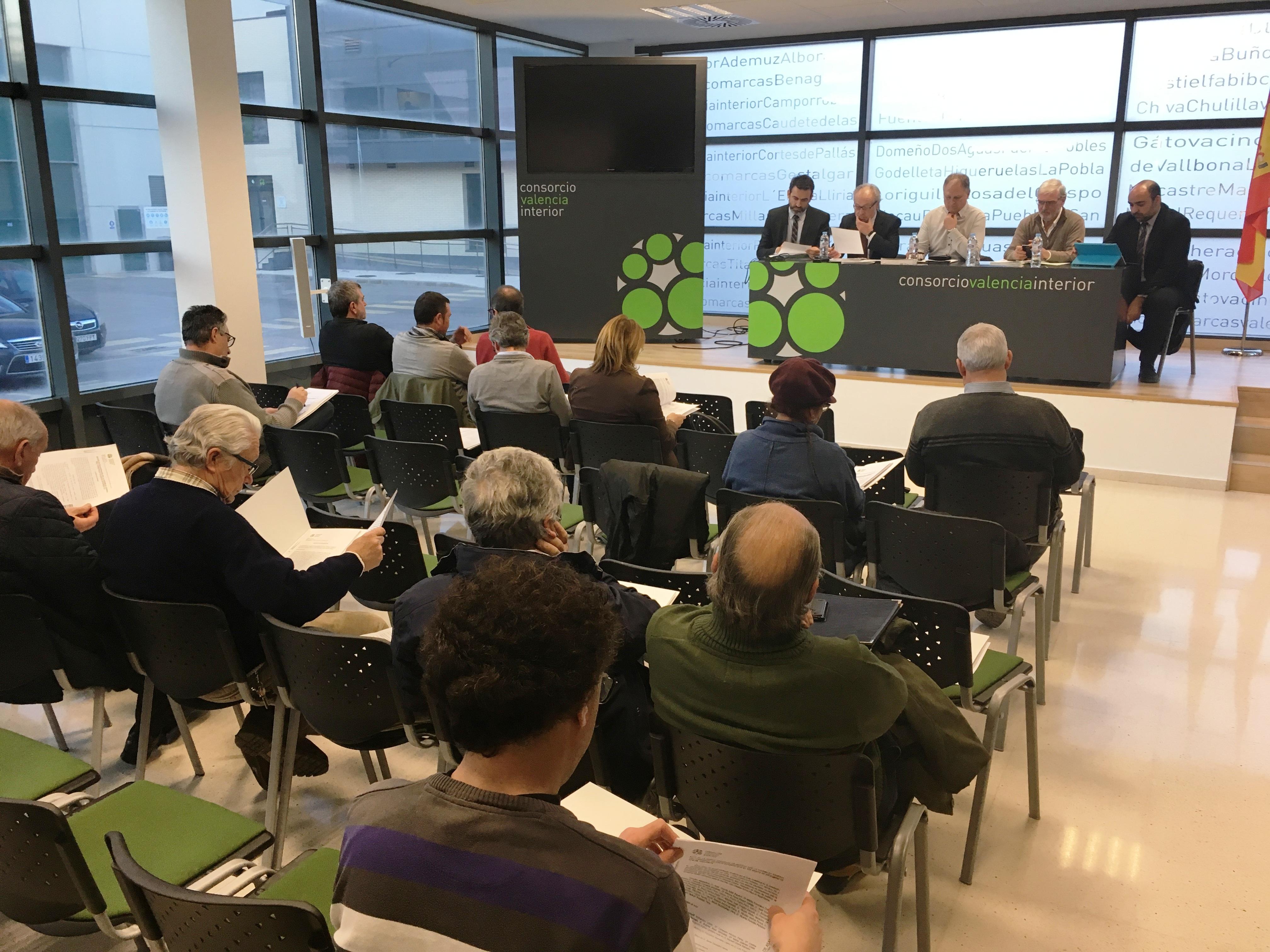El CVI aprueba un convenio con la Generalitat por 180.000 euros para la gestión de la materia orgánica.