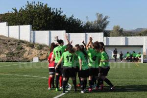 Las jugadoras de la UD Yátova intentarán dar la sorpresa. Foto: Raúl Miralles Lcalle.