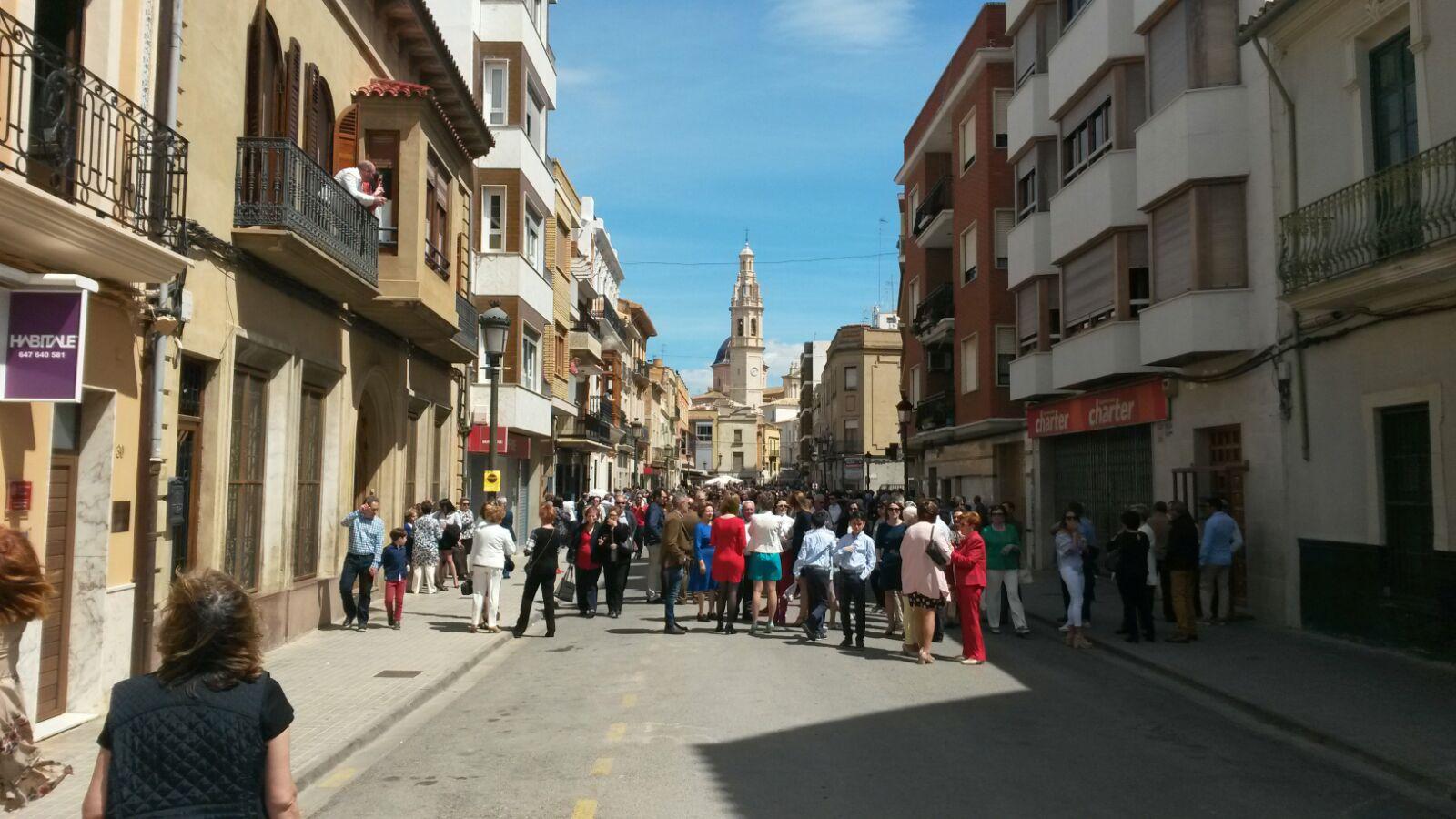 Fiestas de La Soledad en Cheste.