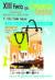 Cartel de la Feria de Comercio de Buñol de 2018.