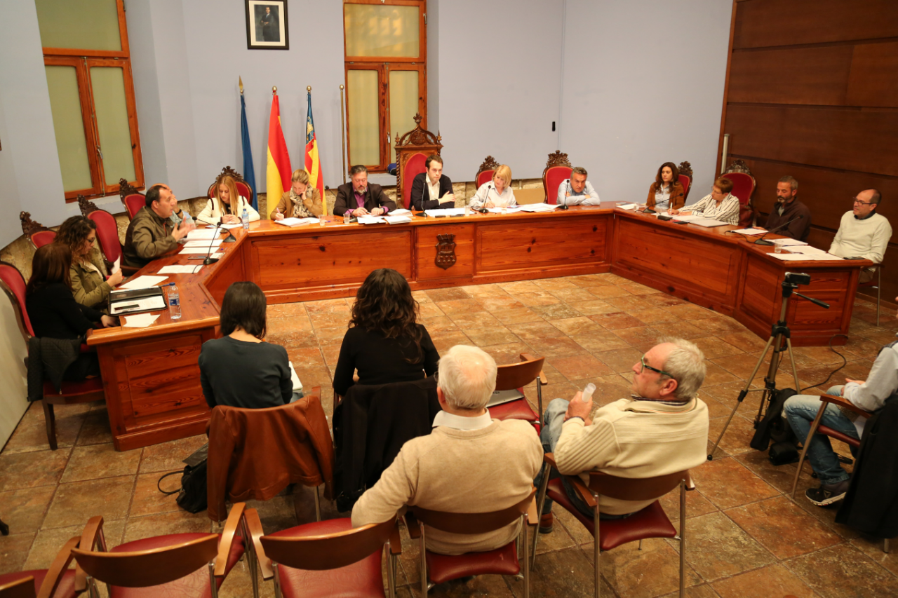 El Ayuntamiento de Cheste cierra 2017 con casi 2,5 millones de euros de superávit.