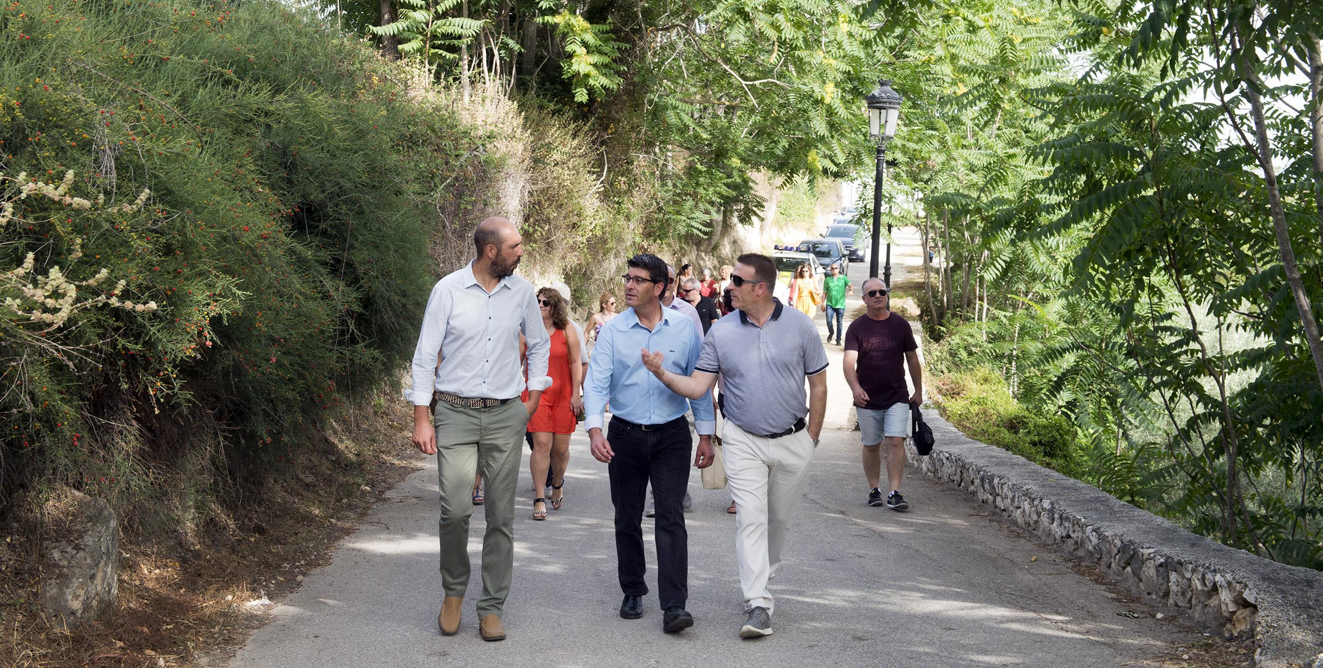 El Plan de Caminos de la Diputació invertirá 12 millones e incorpora las peticiones de los municipios