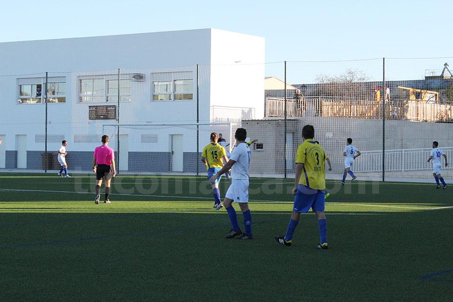El Atlético de Macastre y la UD Godelleta se han repartido los puntos. Foto: Raúl Miralles.