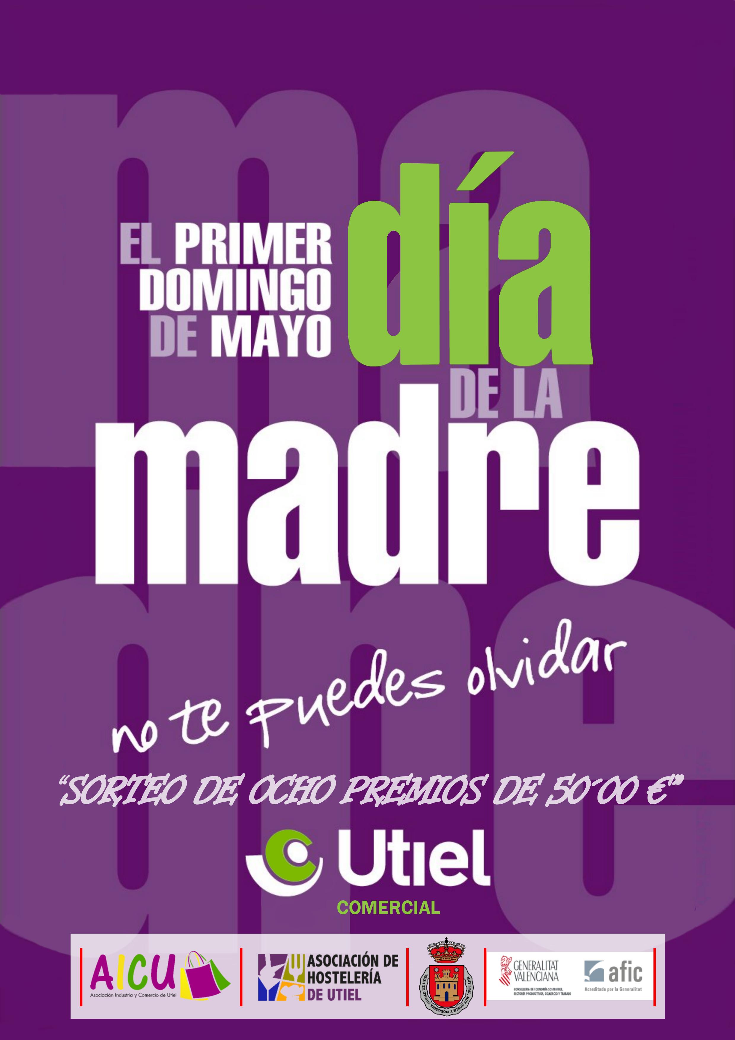 El proyecto cuenta con la colaboración del Ayuntamiento de Utiel y de la AFIC de la Mancomunidad Tierra del Vino.