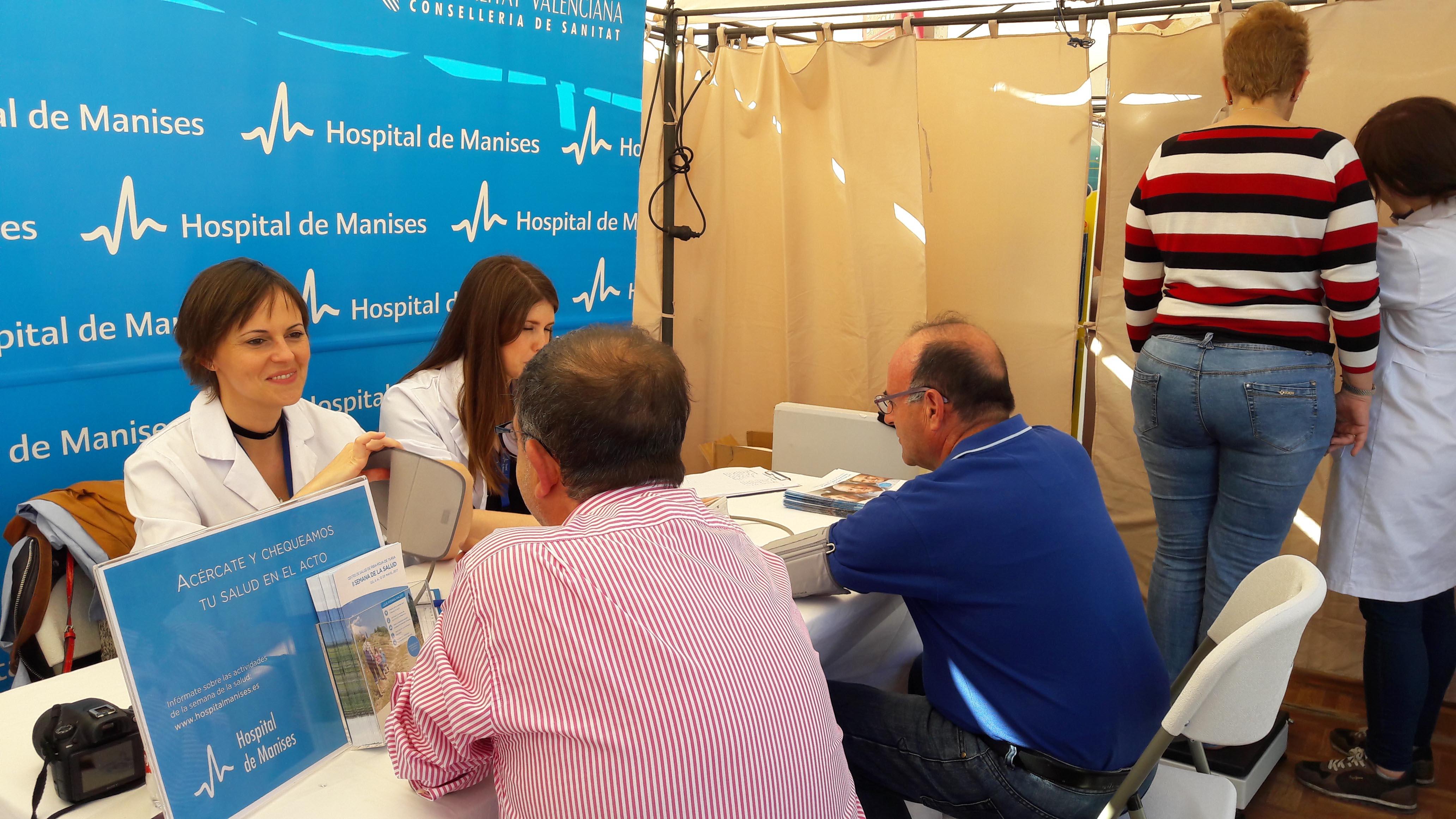 La Semana de la Salud se iniciará este sábado 5 de mayo con la realización de pruebas médicas coincidiendo con la Feria de Comercio de la localidad.