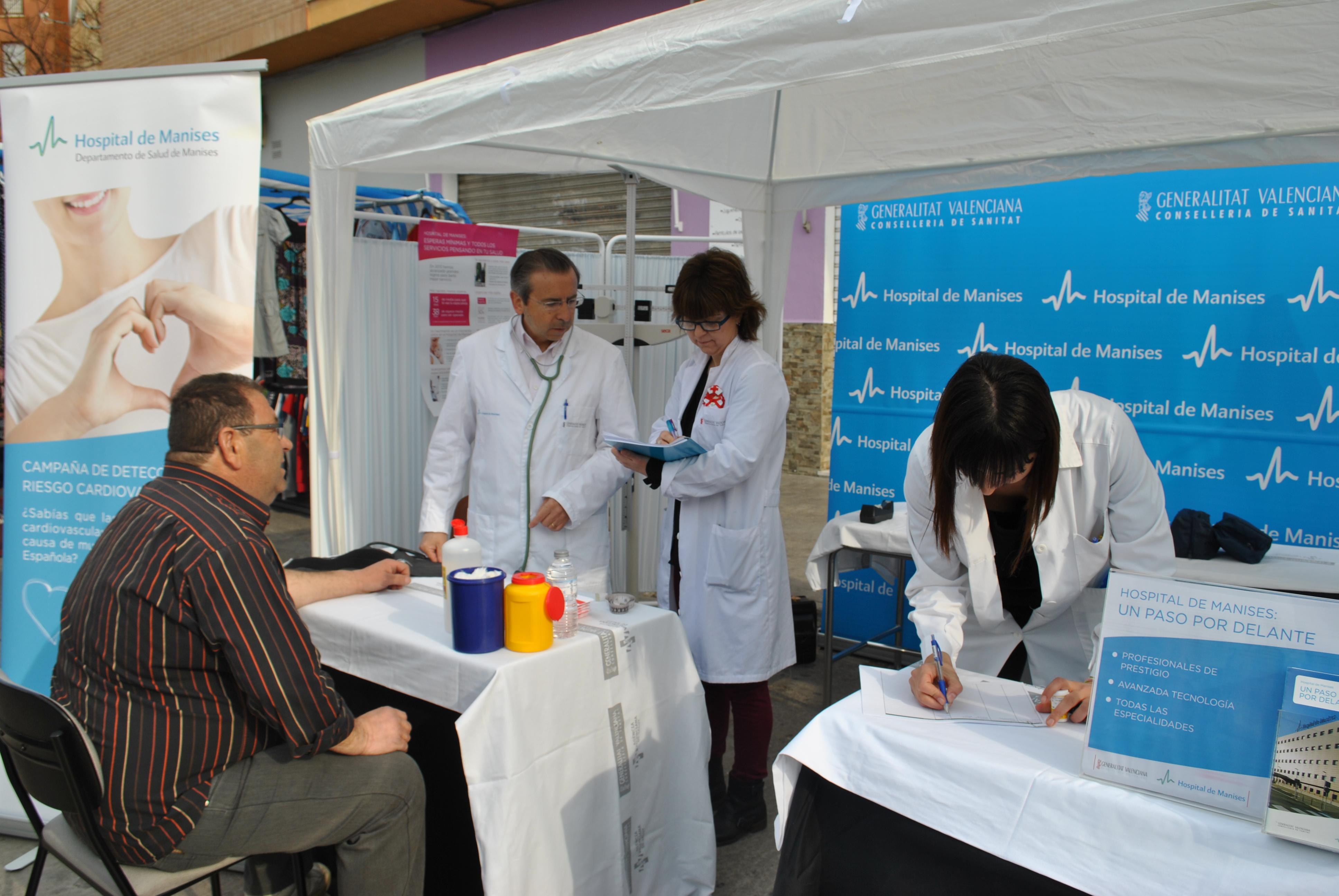 """Buñol celebra la III edición de la """"Semana de la Salud"""" del 11 al 18 de mayo."""