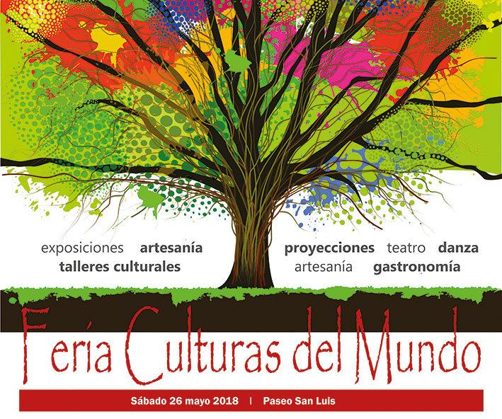 La Concejalía de Bienestar Social y Solidaridad de Buñol organiza la I Feria Culturas del Mundo el sábado 26.