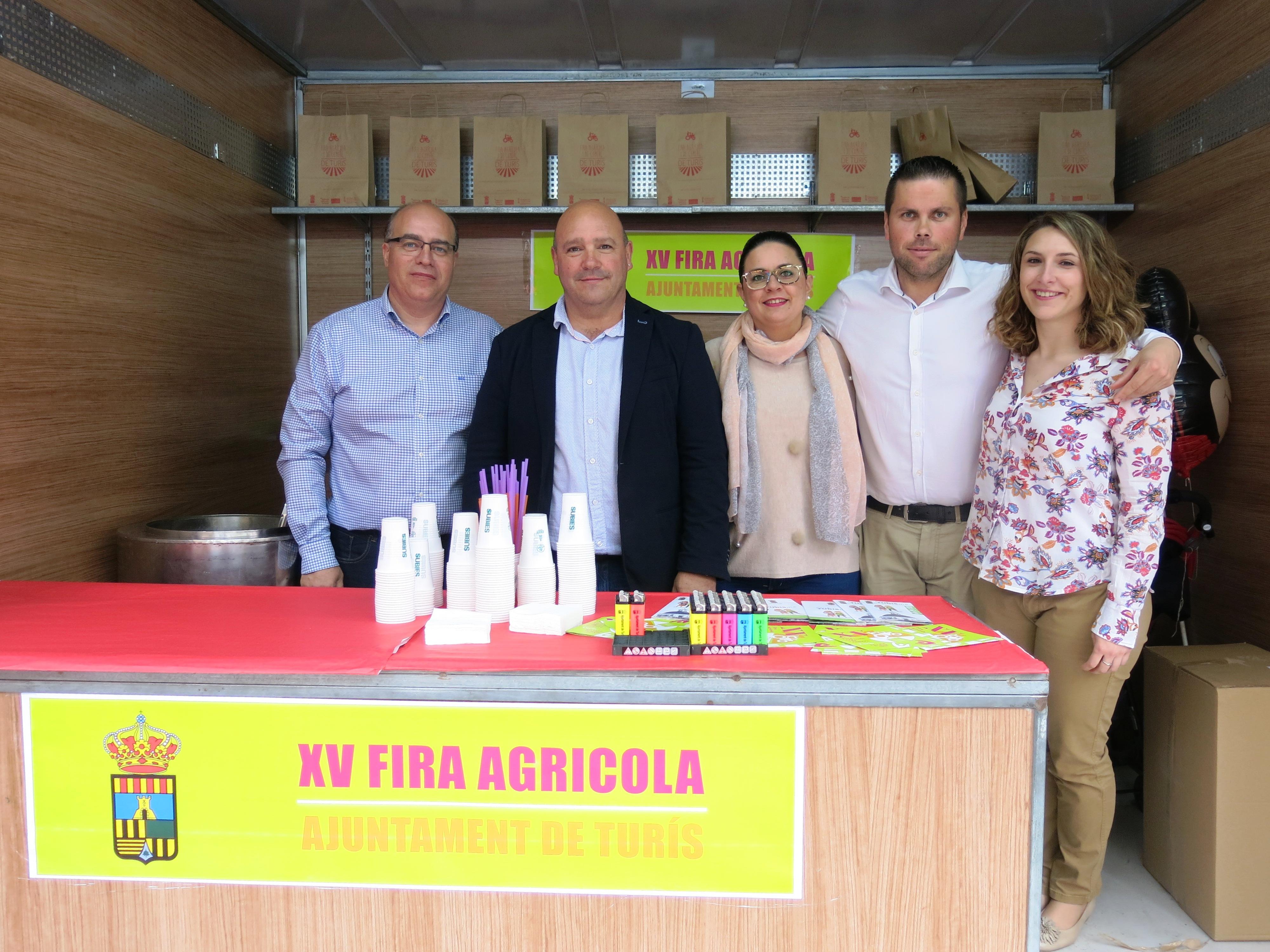 La inauguració va tenir lloc el divendres a la vesprada i va comptar amb la participació institucional de Francisco Rodríguez Mulero, Secretari Autonòmic d'Agricultura, i María Such, Directora General de l'Institut Valencià de les Dones.