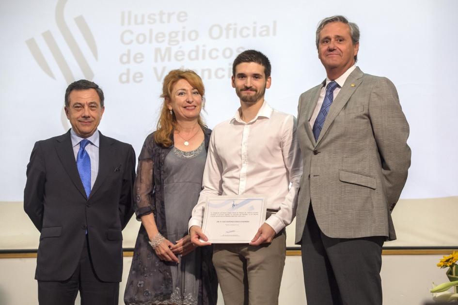 El galardón ha sido para el doctor José Antonio Sorolla Romero.