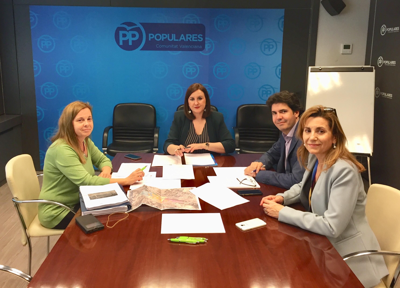 El PP ya ha puesto en conocimiento del Ministerio Fiscal la situación del centro de Lliria y denunciará la gestión de los menores de 2 a 6 años bajo la tutela del Consell y de otros centros.