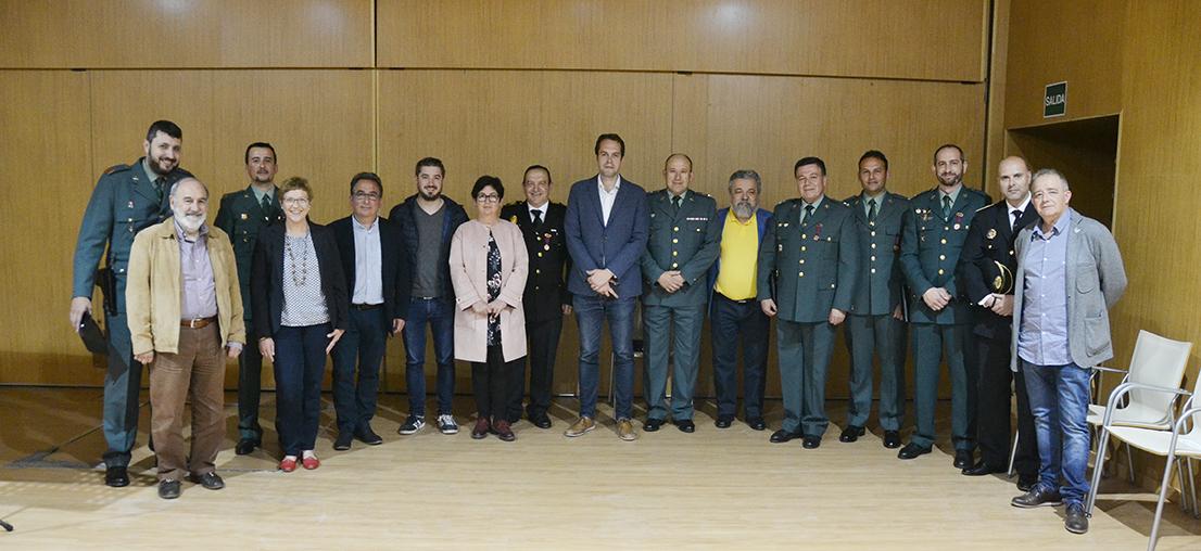 Al acto han asistido las alcaldesas y los alcaldes de muchos de los pueblos integrantes de la mancomunidad.