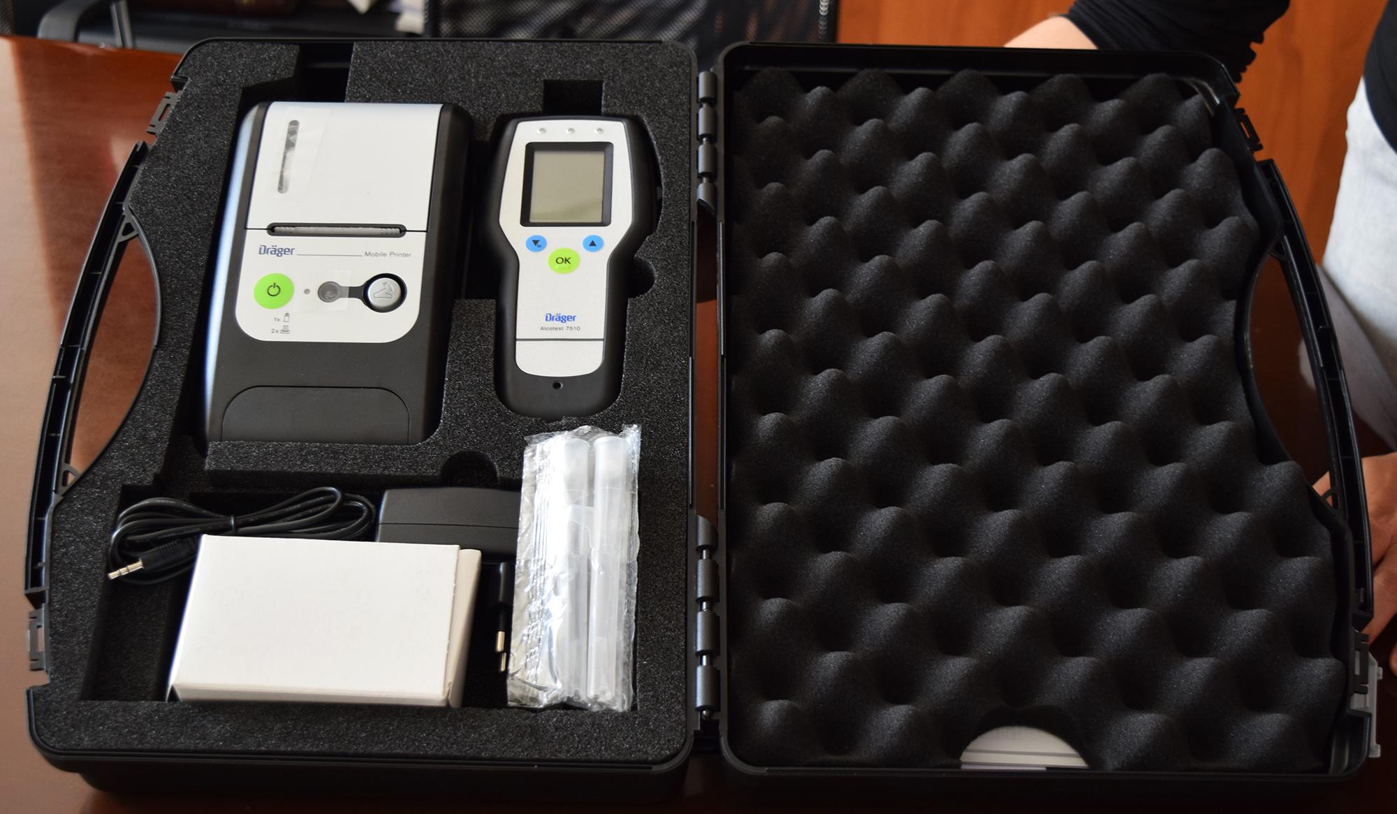 La Policia Local podrà fer les proves inicials i la seua posterior verificació sense haver de recórrer a dispositius d'altres municipis.